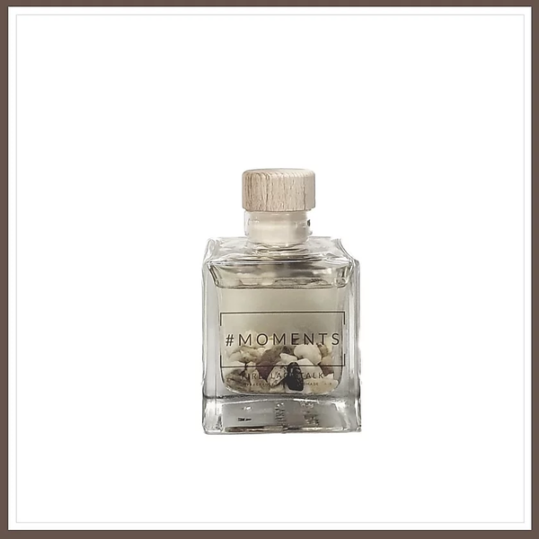 Geurstokjes fireplace talk 200 ml